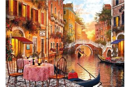 Clementoni 31668 - Velence - 1500 db-os puzzle