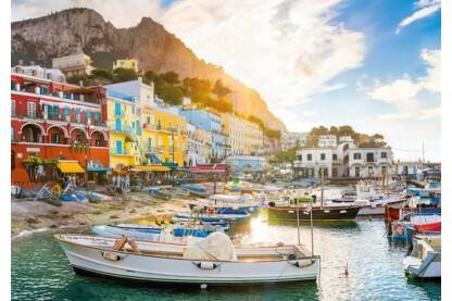 Clementoni 31678 - Capri - 1500 db-os puzzle