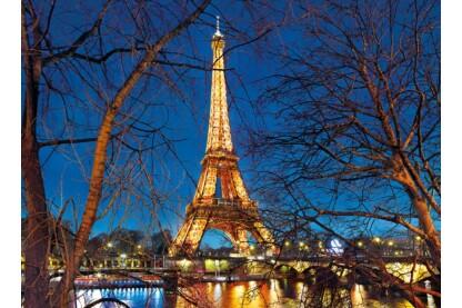 Clementoni 32554 - Párizs - 2000 db-os puzzle
