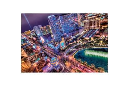 Clementoni 32555 - Las Vegas - 2000 db-os puzzle