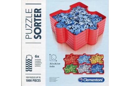 Clementoni 37040 - Puzzle Rendszerező