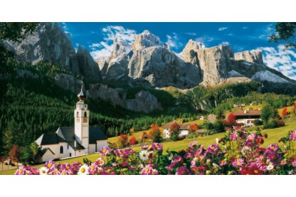 Clementoni 38007 - Sella, Dolomitok - 13200 db-os puzzle