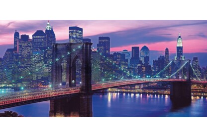 Clementoni 38009 - New York - 13200 db-os puzzle