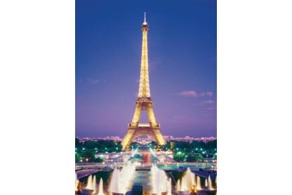 Clementoni 39122 - Párizs - 1000 db-os puzzle