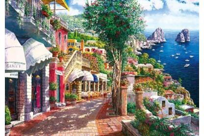 Clementoni 39257 - Capri, Olaszország - 1000 db-os puzzle