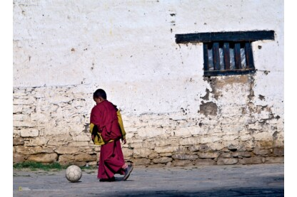 Clementoni 39355 - National Geographic - Fiatal Buddhista - 1000 db-os puzzle