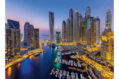 Clementoni 39381 - Dubai - 1000 db-os puzzle