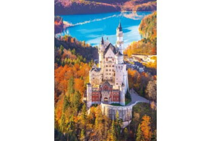 Clementoni 39382 - Neuschwanstein ősszel - 1000 db-os puzzle