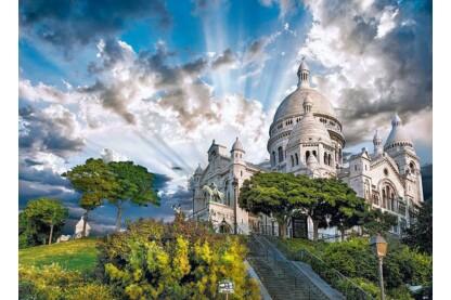 Clementoni 39383 - Montmartre, Párizs - 1000 db-os puzzle
