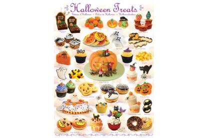 EuroGraphics 6000-0432 - Halloween Treats - 1000 db-os puzzle