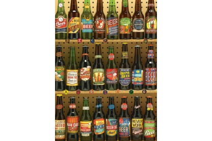 Cobble Hill 80082 - Beer Collection - 1000 db-os puzzle