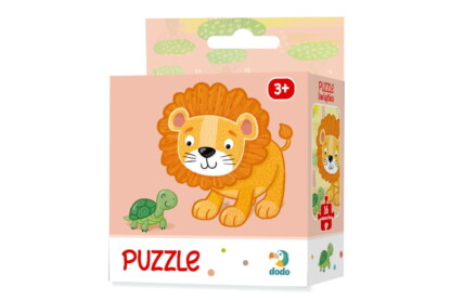 Dodo 300165 - Kis oroszlán - 16 db-os puzzle