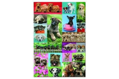 Educa 14441 - Kutyusok - Keith Kimberlin - 1000 db-os puzzle