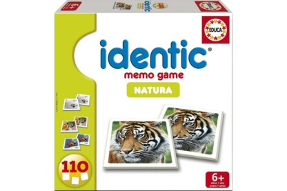 Educa 14783 - A világ állatai  - Memóriajáték