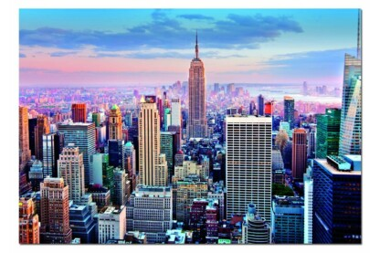 Educa 14811 - HDR - Manhattan - New York - 1000 db-os puzzle