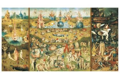 Educa 14831 - Édenkert - 9000 db-os puzzle