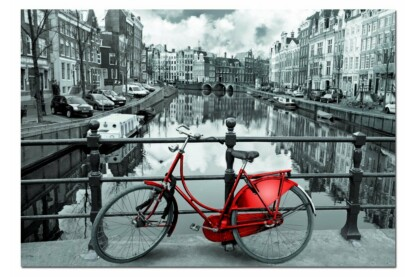 Educa 14846 - Black & White - Amszterdam - 1000 db-os puzzle