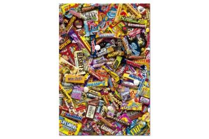 Educa 15513 - Csokoládé - 500 db-os puzzle
