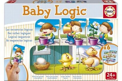 Educa 15860 - Logika - Baby oktató puzzle