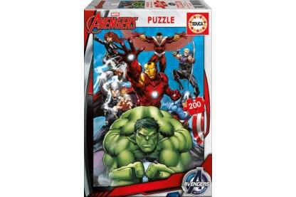 Educa 15933 - Avengers - Bosszúállók - 200 db-os puzzle