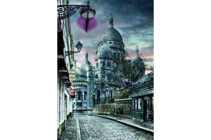 Educa 15980 - HDR - Montmartre - Párizs - 1000 db-os puzzle