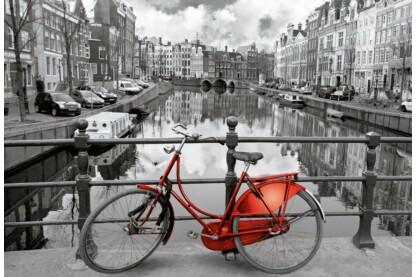 Educa 16018 - Amszterdam - 3000 db-os puzzle