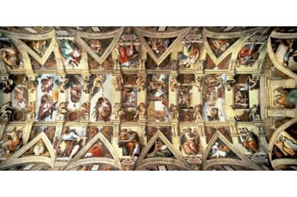 Educa 16065 - Sixtus-kápolna - 18000 db-os puzzle