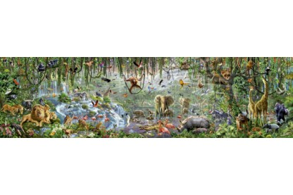 Educa 16066 - Vadvilág - 33600 db-os puzzle
