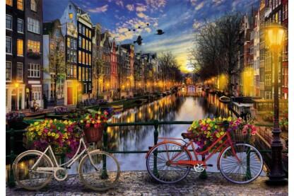Educa 17127 - Amszterdam - 2000 db-os puzzle