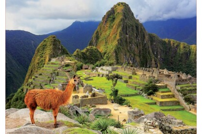 Educa 17999 - Machu Picchu, Peru - 1000 db-os puzzle