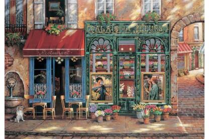 Educa 18004 - Palais des Fleurs - Virágpalota - 1500 db-os puzzle