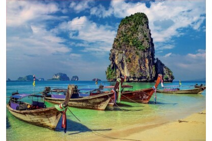 Educa 18007 - Krabi, Thaiföld - 2000 db-os puzzle