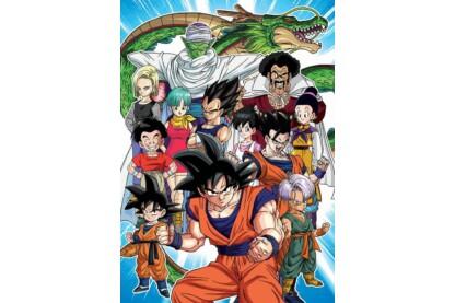 Educa 18496 - Dragon Ball Super - 1000 db-os puzzle