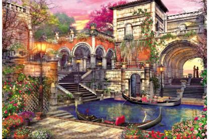 Educa 16320 - Velencei románc - 3000 db-os puzzle