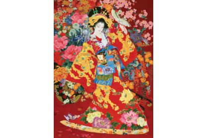 EuroGraphics 6000-0564 - Agemaki, Morita- 1000 db-os puzzle