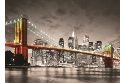 EuroGraphics 6000-0662 - New York City, Brooklyn Bridge - 1000 db-os puzzle