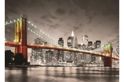 EuroGraphics 6000-0662 - New York City, Brooklyn Bridge - 1000 db-os puzzle