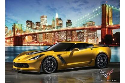 EuroGraphics 6000-0735 - 2015 Corvette Z06 - 1000 db-os puzzle