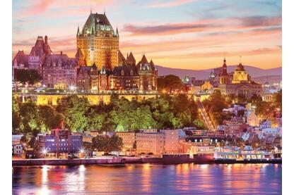 EuroGraphics 6000-0763 - Le Vieux, Québec - 1000 db-os puzzle
