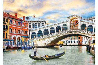 EuroGraphics 6000-0766 - Rialto Bridge, Venice - 1000 db-os puzzle