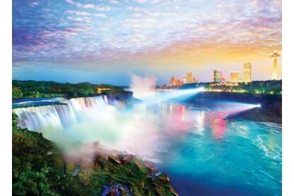 EuroGraphics 6000-0770 - Niagara Falls - 1000 db-os puzzle