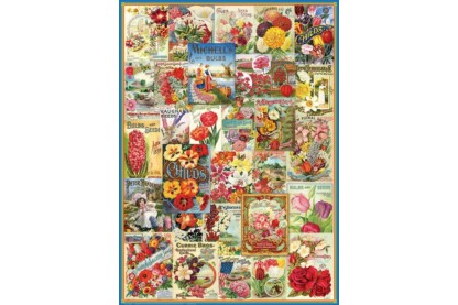 EuroGraphics 6000-0806 - Flowers - 1000 db-os puzzle