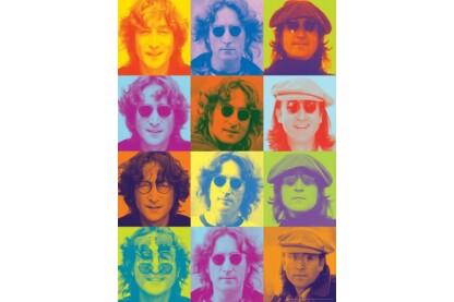 EuroGraphics 6000-0807 - John Lennon - Color Portraits - 1000 db-os puzzle