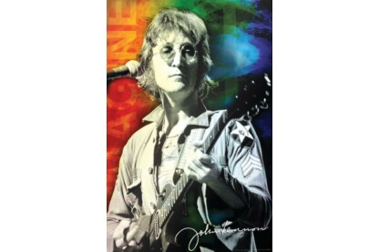EuroGraphics 6000-0808 - John Lennon - Live in New York - 1000 db-os puzzle