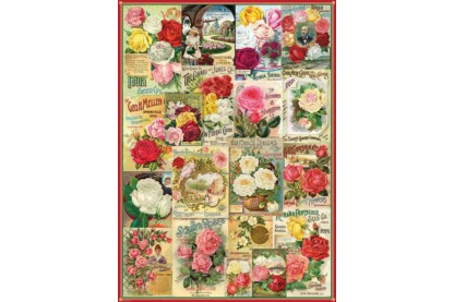 EuroGraphics 6000-0810 - Roses - 1000 db-os puzzle