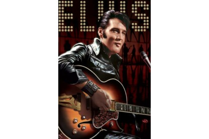 EuroGraphics 6000-0813 - Elvis Comeback Special - 1000 db-os puzzle
