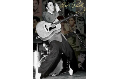EuroGraphics 6000-0814 - Elvis Presley - 1000 db-os puzzle
