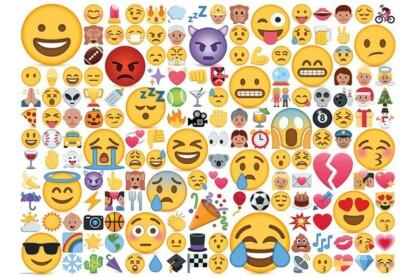 EuroGraphics 6000-0816 - Emojipuzzle - 1000 db-os puzzle
