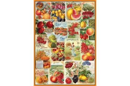 EuroGraphics 6000-0818 - Fruits - 1000 db-os puzzle