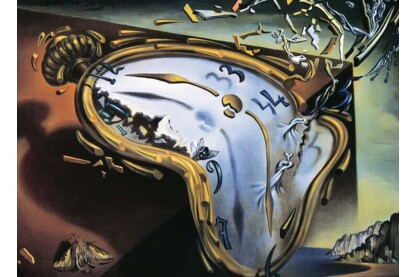 EuroGraphics 6000-0842 - Soft Watch at Moment of First Explosion, Dali - 1000 db-os puzzle